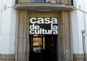 Casa de la cultura en Almassora.